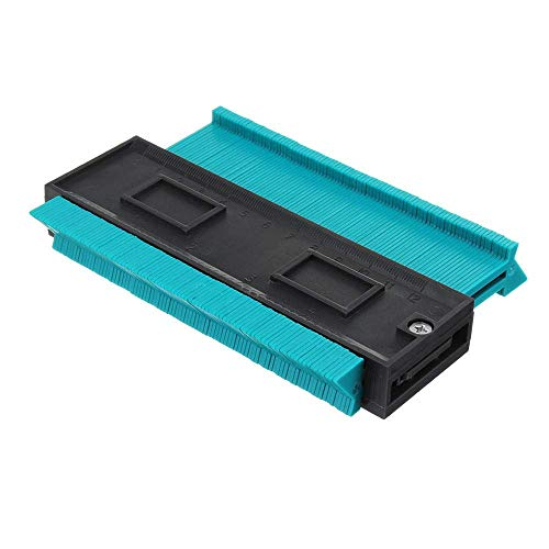 SMILEQ 4-Zoll- / 120-Mm Kunststoff Konturkopie Kopiergerät für Rundprofilprofil (4 inches / 120 mm, Blau) - Kreisförmige Lampenschirme