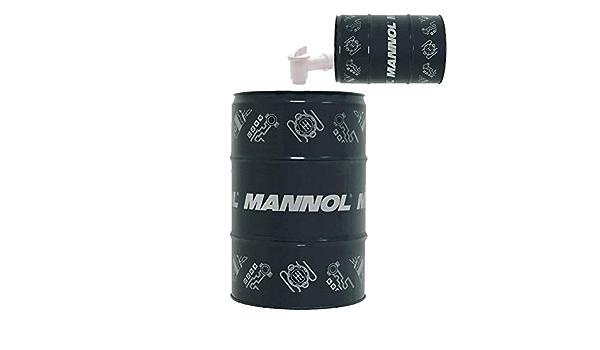 Mannol 60 Liter Garagenfass Ausgießer Oem 5w 30 A5 B5 Gf 4 Auto