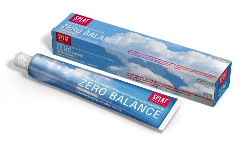 Splat Professional Oral Care: Zero Balance Zahnpasta (75 ml)