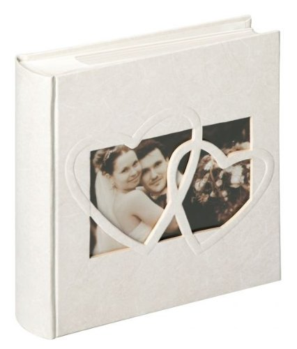 Walther ME-123 Memo-Hochzeit Sweet heart, 200 Fotos 10 x 15 cm