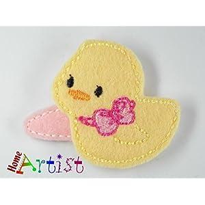 Ente Haarspange für Kleinkinder – freie Farbwahl