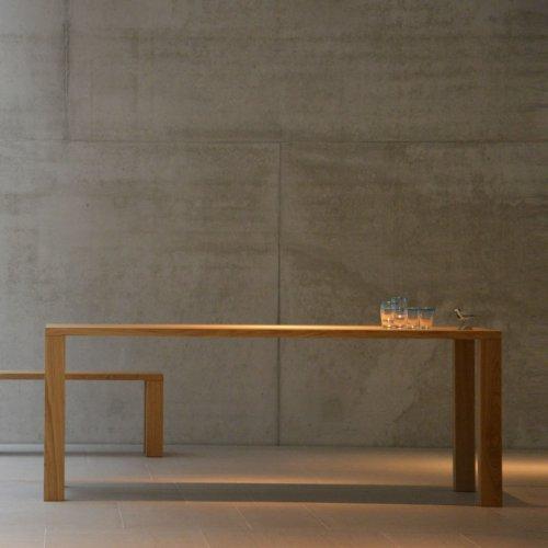 Leos Tisch Eiche 200 x 90 cm