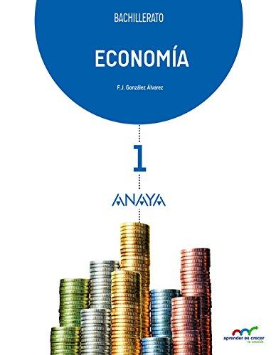 Economía 1. (Aprender es crecer en conexión) - 9788467827422 por Francisco Javier González Álvarez