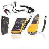 Kabeltester Netzwerktester,YIYIBY Leitungstester Kabelsucher LAN RJ45 RJ11 Testgerät Handheld Tracker Multifunktionskabel Check Wire Messgerät