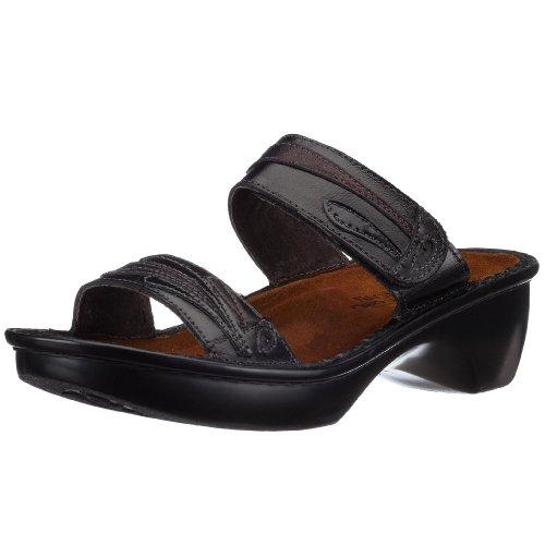 Naot Madeira 71081, Damen Sandalen/Fashion-Sandalen Schwarz (Blacknn32)