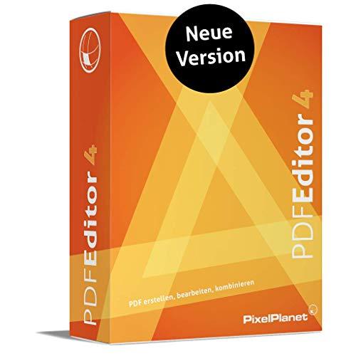 PdfEditor 4.0 Professional - PDF Dokumente bearbeiten direkt im PDF Editor unter Windows