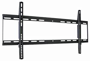 "Slimline Universal LCD TV Wall Mount Bracket for 37"" 40"" 42"" 46"" and 50"" fits Samsung , Sony , LG , Panasonic , Toshiba & More"
