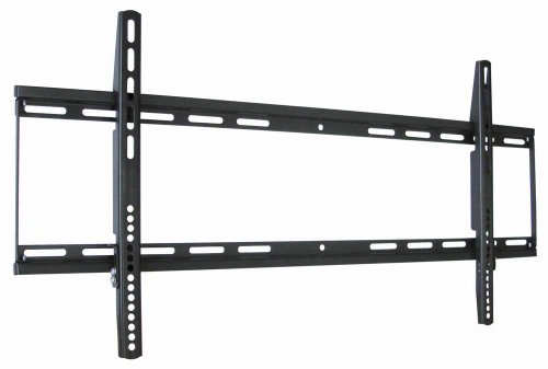 "Slimline Universal LCD TV Wall Mount Bracket for 37"" 40"" 42"" 46"" and 50"" fits Samsung , Sony , LG , Panasonic , Toshiba & More"