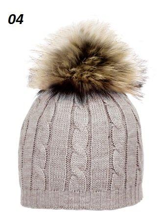 Karbaro - Ensemble bonnet, écharpe et gants - Femme Cappucino-Melange