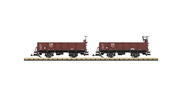 LGB Güterwagen-Set Deutschen Reichsbahn 41031 NEU
