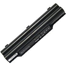 ARyee 5200mAh 11.1V Batería portátil para Fujitsu LifeBook A530, Fujitsu LifeBook A531, LifeBook AH / D, LifeBook AH42 / C, LifeBook AH42 / D, LifeBook AH42 / E