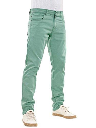REELL Men Jeans NOVA Artikel-Nr.1100 - 1031 Jade Green