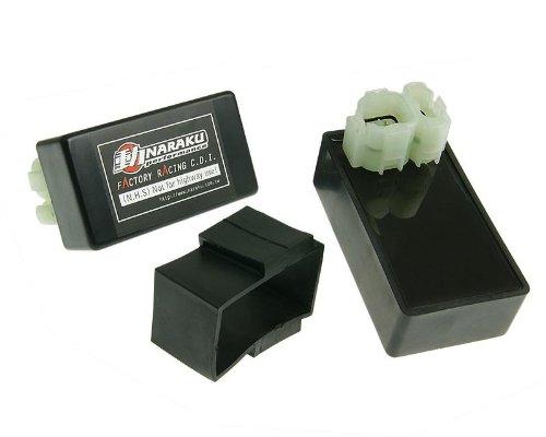 Preisvergleich Produktbild CDI Zündbox Naraku ungedrosselt für Motowell Yoyo