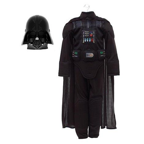 Disney Authentische Store ist Darth Vader Kostüm für Kinder Größe 5/6 Jahre