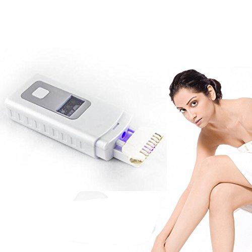 LPWORD Home Laser-Haarentfernung Epilierer Gesichts-Haarentfernung Mähne Beine Photonic Male Lady Hair Removal Machine