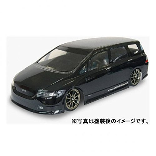 honda-odyssey-body-set-190mm-width-1-10-scale-str058-japan-import-the-package-and-the-manual-are-wri
