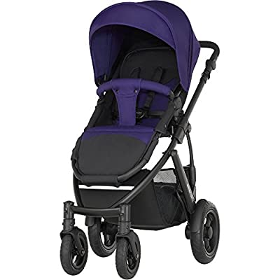Britax SMILE 2 Kinderwagen, Kollektion 2018, Mineral purple