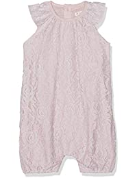 Mamas & Papas Baby Girls' Lace Romper