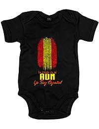 Body bebé lo tengo en mi ADN Selección España fútbol