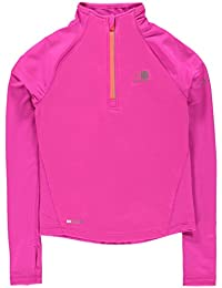 Karrimor Kids Girls X Mistral Running Top Junior Long Sleeve Performance Shirt