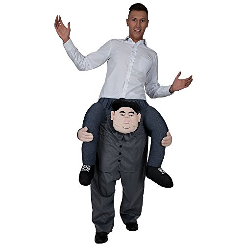 (Carry Me Supreme Leader - Adult Costume Adult - One Size)