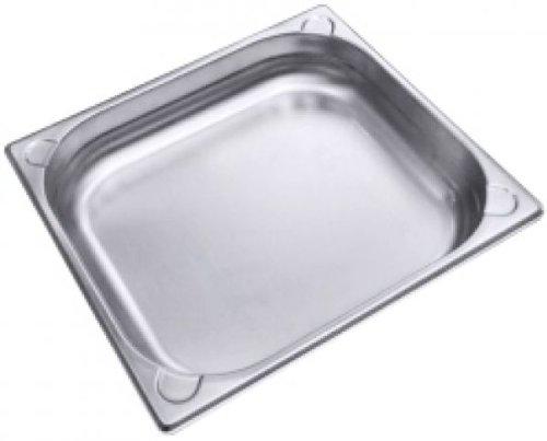 Contacto Edelstahl GN-Behälter 1/2, 150 mm