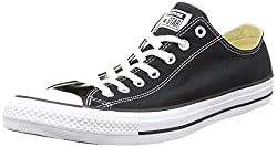 Converse Chuck Taylor All Star, Unisex-adult's Sneakers, Black, 7.5 Uk (41 Eu)