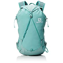 Salomon Women's Backpack, 24 Litre, Out Day 20+4, Canton/Yucca, Size: M/L, LC1094400