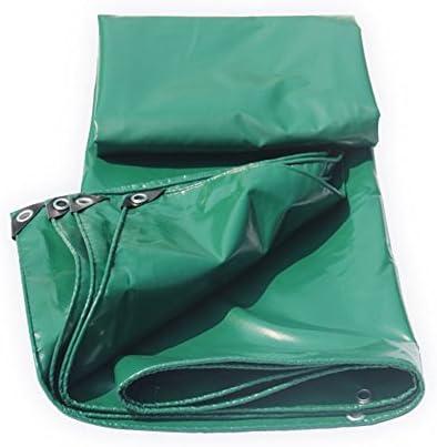 Telo impermeabile Telo impermeabile doppio lato lato lato Tarpaulin verde Telo impermeabile Telo da campeggio esterno - 100% impermeabile e anti UV - 450 g m² - Spessore 0,4 mm (dimensioni   3MX3M) | Scelta Internazionale  | Bassi costi  770266