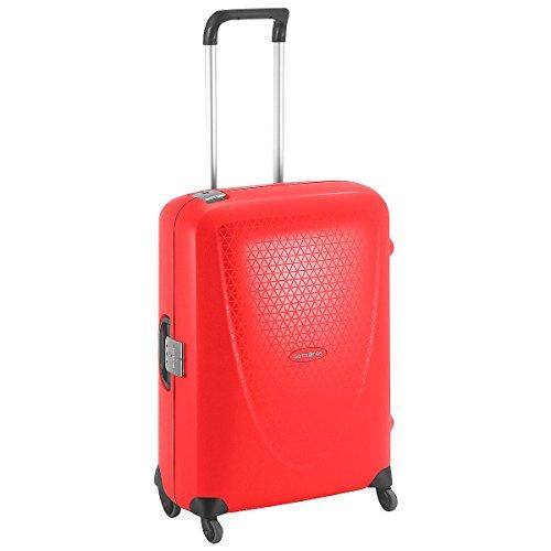 Samsonite Koffer   Mittlerer  ReiseKoffer  Termo Young Spinner, 70 cm, 69 L, Rot(Red)