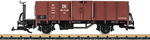 LGB 43121 - DR-Hochbordwagen 99-72-05 Epoche III, G Schmalspur Preisvergleich