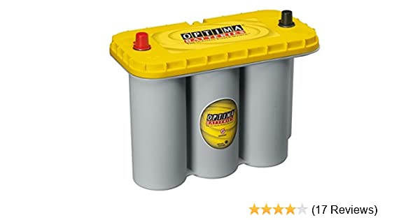 Optima Batterie Yellowtop Yt S 5 5 75 Ah 12v