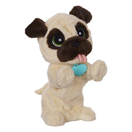 Fur Real Friends JJ My Jumpin' Pug Pet Plush