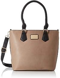 Satyapaul Women's Shoulder Bag (Taupe)