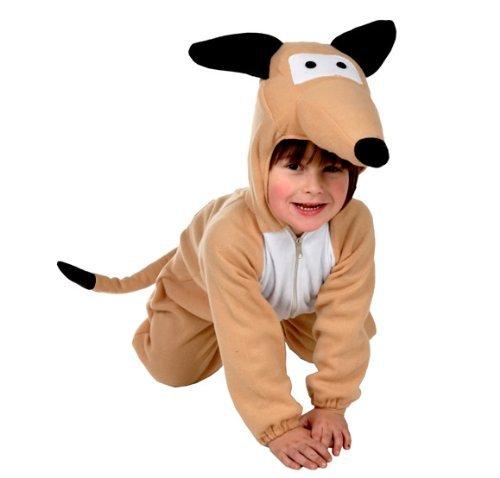 ÜM FÜR FASCHING KARNEVAL 110-116 KINDERKOSTÜM (Baby-hund Kostüme)