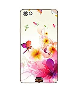 instyler SKIN STICKER FOR MICROMAX CANVAS KNIGHT CAMEO A290
