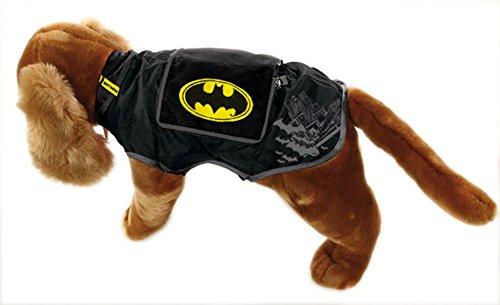Manteau imperméable robe chien Batman * 14814 XL