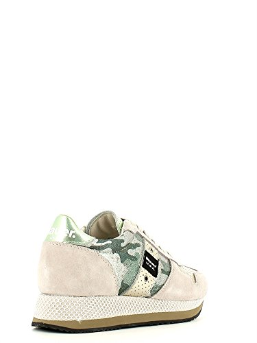 Blauer USA 6swofasrun/Lam, Baskets Basses femme MULTICOLORE (MEHRFARBIG (CAMOUFLAGE))