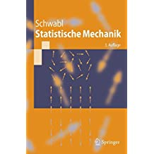 Statistische Mechanik (Springer-Lehrbuch) (German Edition)