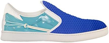 Shoes L4K3 Lake Unisex Slip ON Scuba Blue/Azure