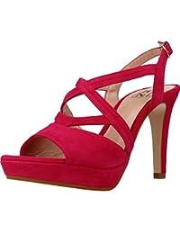 Sandalias de Vestir para Mujer, Color Rosa, Marca Joni, Modelo Sandalias De Vestir para Mujer Joni 14224J Rosa