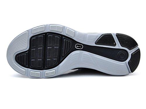 Nike Lunarglide +4 Laufschuhe Herren grau/türkis