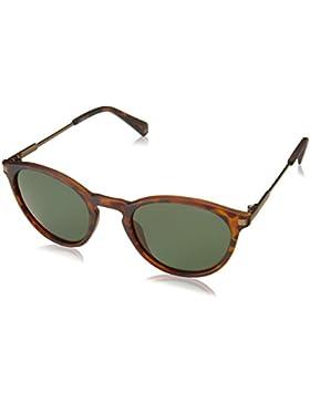 Polaroid Eyewear PLD 2062/S, Gafas de Sol para Hombre, Marrón (Matt Hvna), 50