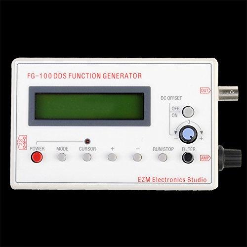 Bluelover Fg-100 Dds Funktion Signalgenerator Frequenzzähler 1Hz 500Khz