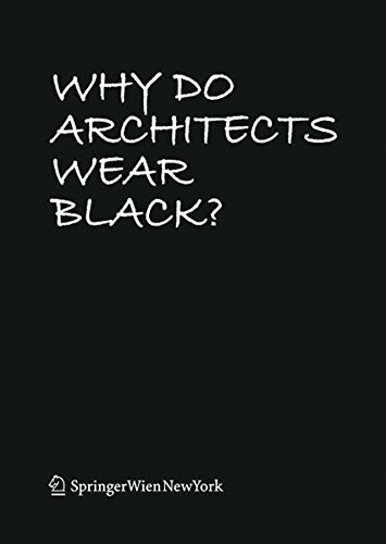 why-do-architects-wear-black