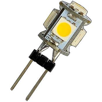 Osram LED Stiftsockel Lampe Spots Strahler 1,8W Leuchtmittel G4 Warmweiß 12V