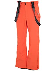 Peak Mountain - Pantalones de esquí hombre CAFELL - naranja - M