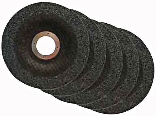 Chicago Pneumatic 89401627695,1cm Schleifscheibe, Körnung 80, 5Stück