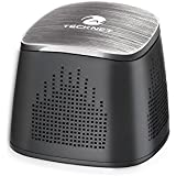 TeckNet® Mini Enceinte Portable Haut-parleur (5W) Bluetooth Rechargeable pour Smartphones, Tablettes, Ordinateurs portables - Noir