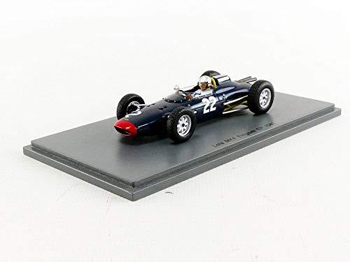 SPARK-Coche en Miniatura de colección, S5330, Azul/Rojo